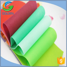 China factory Polypropylene Spun Bonded Non Woven Fabric For Flower cover, PP Spunbond Nonwoven