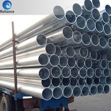 Standard length of galvanized pipe