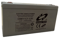 12v 120ah smf rechargeable electric vehicle battery for golf cart
