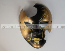 Factory Wholesale PVC Full Face Brief Party Mask Festival Party Mask 2014