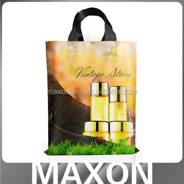 Lowest price Logo printing plastic bag klang