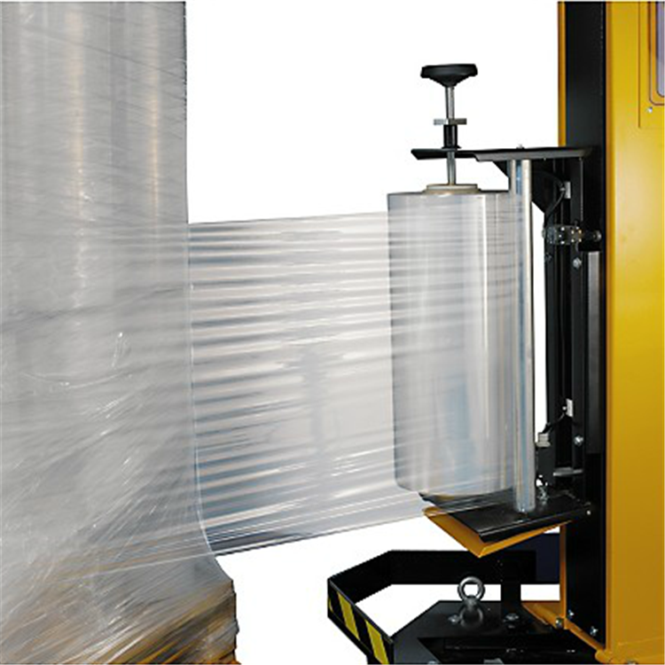 Pallet Shrink Wrap Polyethylene clear stretch Film Shandong