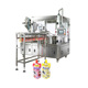 Jelly Doypack Beverage Spout Pouch Filling Capping Machine