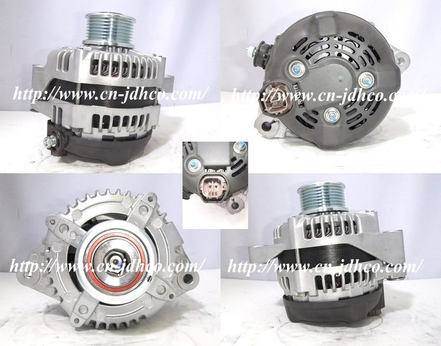 DENSO 104210-4450 ALTERNATOR FOR TOYOTA 27060-30100 2KDFTV