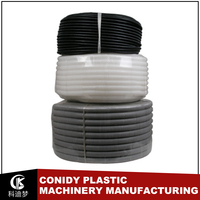 plastic corrugated pipe /plastic corrugated tube