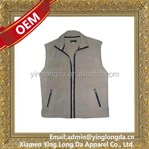 Durable professional haram akin polyester mesh vest