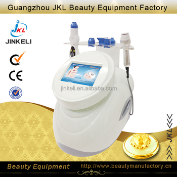 best rf skin tightening face lifting machine/ therma cool / portable rf
