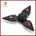 Wholesale Superman Ninja Batman Spinners Inlay Stone Triangle Metal Hand Fidget Spinner