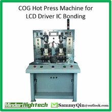 COG Hot Press Machine for LCD Driver IC Bonding iPhone Samsung Refurbishing