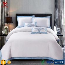 2017 New Chinese Fashion Bedding Set 4pc Bed Linen Bedding Set 100% Cotton Seersucker Bedding Set