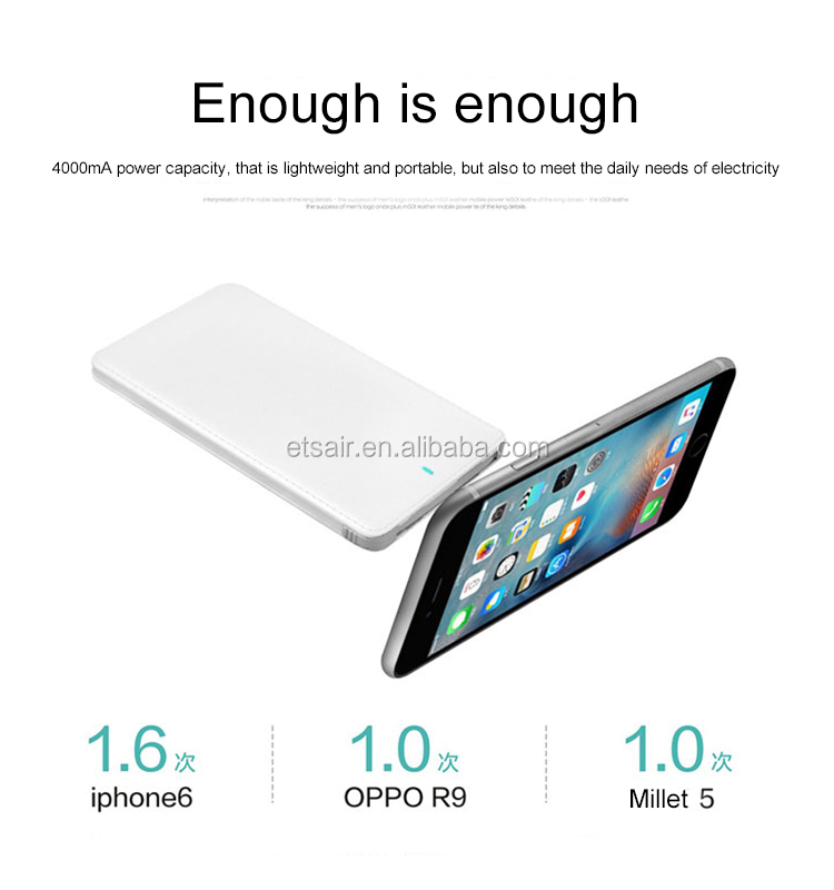 Best Promotional Low Price Full Capacity 5000mAh Power Bank, Triangle Mini Power Bank, Real Capacity Power