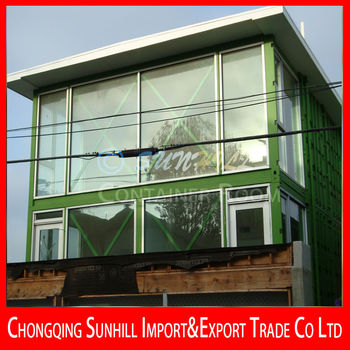 Two-storey Container House/Accommodation Container Hot Sale