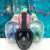 Water sports equipment gopro full face diving mask snorkel mask with Adults & Kids size