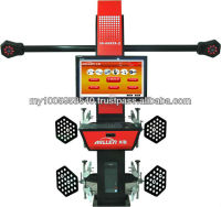 3D Wheel Aligner 3D-AVATA-II wheel alignment machine price