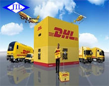 DHL/ TNT/ Fedex express China to USA UK door to door courier