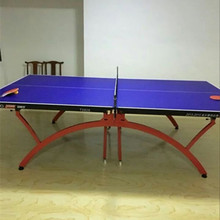 Hot selling movable training fold up ping pong table