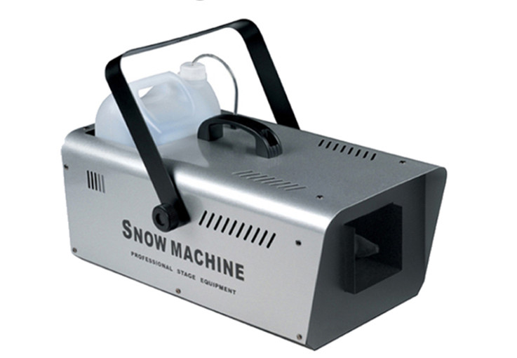 1500w party wedding stage equipment big snow machine