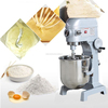 High quality bakery equipment industrial electric dough spiral mixer food mixer