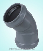 plumbing PN10 PVC rubber joint fittings price