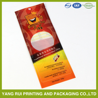 FDA quality Vacuum Beef Jerky Packaging Bag