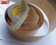 3M 9731 silicone double-sided adhesive tape, Silicone adhesive provides good bond to silicone rubber