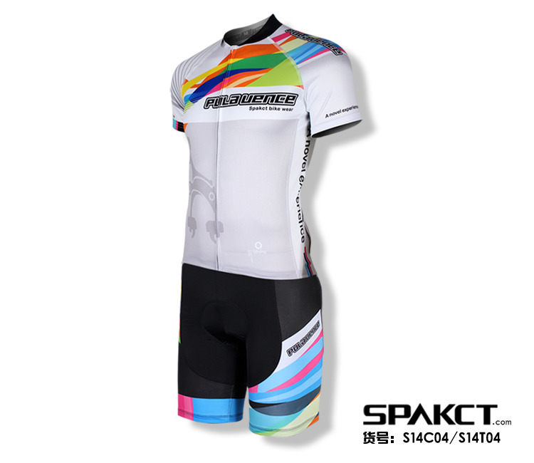 in stock china custom design riding shirt accept sample order bike wear suit