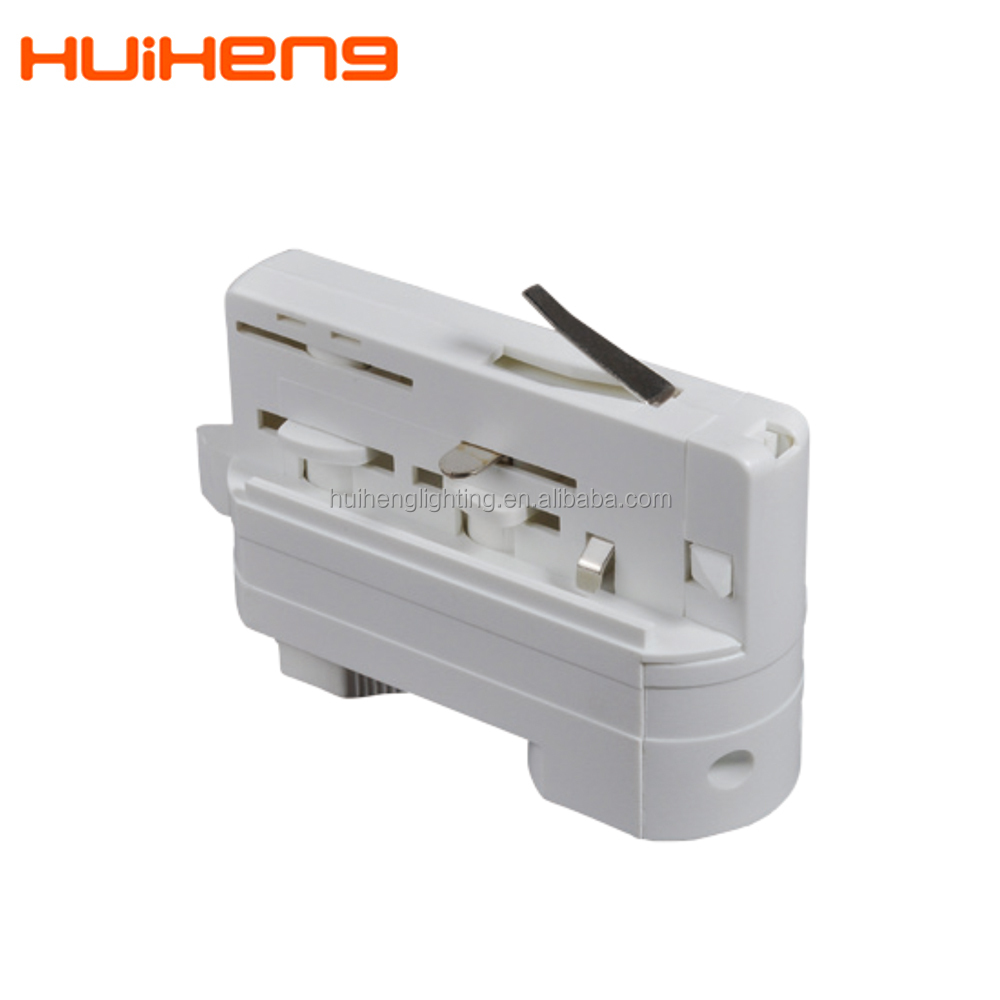 TUV CE Hot Selling 4 wire 3 phase track light adapter
