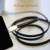 Zinc Alloy Noodle Usb Data Sync Charger Cable Short Micro Usb Cable