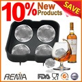 RENJIA ice cream cone mold cup tray ice cube