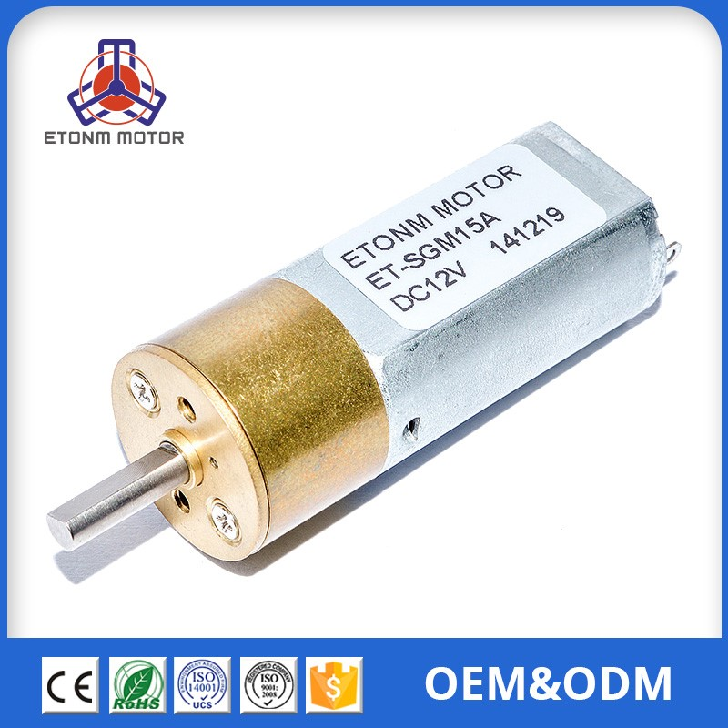 6V solar powered electric motor