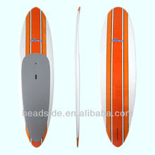 High tech design bamboo epoxy EPS sup stand up paddle board