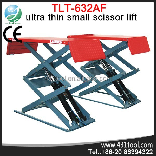 Professional and better value Launch TLT632AF motorcycle scissor lift rental