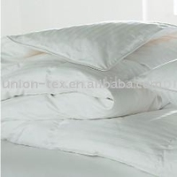 very good quality cotton hotel bedding set for star hotels