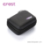 Efest IMR black zipper box with lock 3 X 18650 battery case