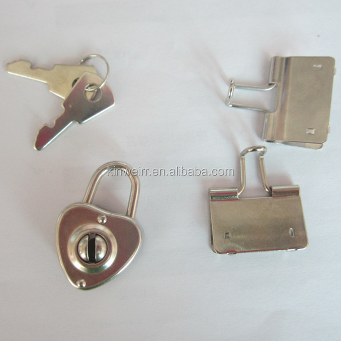 New Style Fashionable Biometric Padlock In Heart Shape