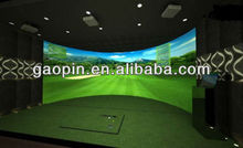 GP1515 Cheap Good used golf simulators
