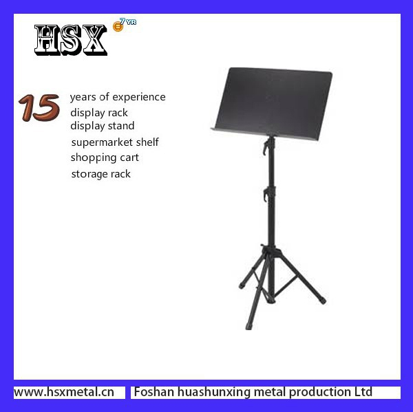 decorative music stands metal book stand HSX-Z-433