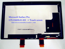 "10.6""LTL106HL01-001 LCD screen Display + Touch screen Digitizer for Microsoft"