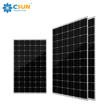 China best wholesale CSUN brand 250 watt 280 watt 285 watt photovoltaic solar panel stock