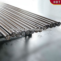 Induction hardened ISO f7 chrome plated bar