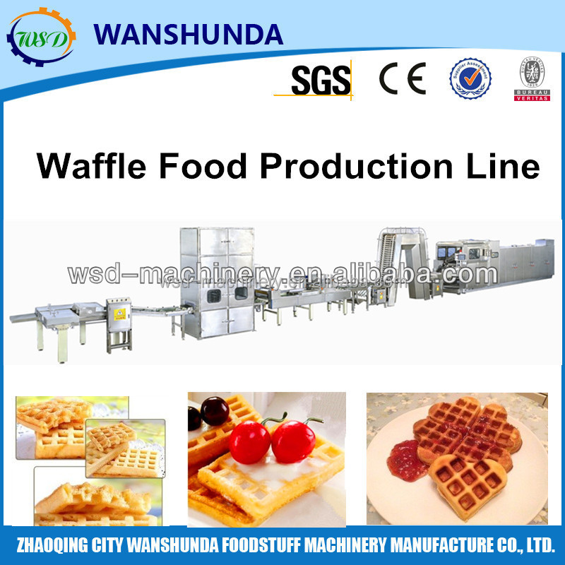 Special Shape Wafer Making Machine