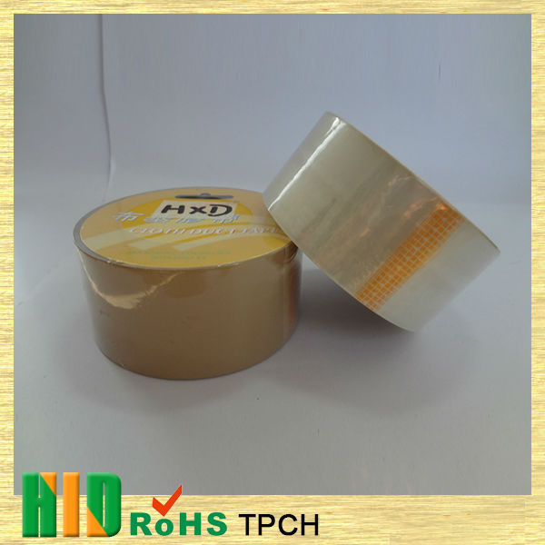 new style low cost brown color packing tape