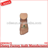 Disney factory audit manufacturer's pu stress ball 142005
