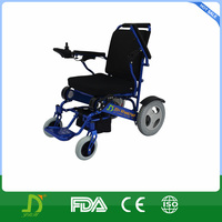 foldable electric wheelchair scooter with lithium battery