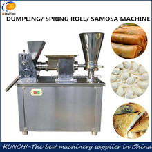 professional exported automatic dumpling/samosa/spring roll/empanada maker with better quality & better price for sale
