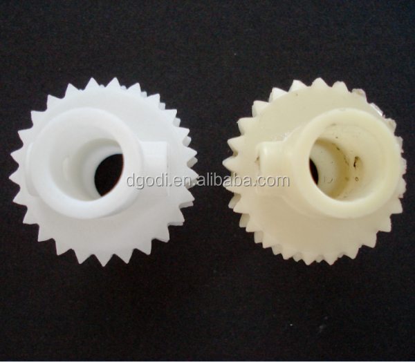 OEM customized high precision POM printer plastic spur gear