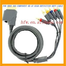 FOR XBOX 360 COMPONENT AV HDTV CABLE