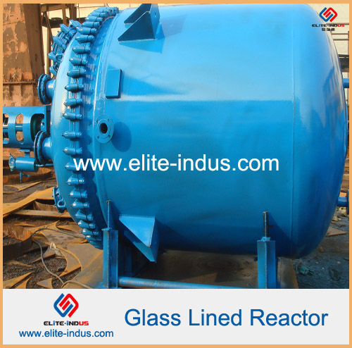 good quality glass lined reactor ( all type)