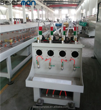 16-32mm PVC 4 cavity electric cable protection pipe production line 65/132