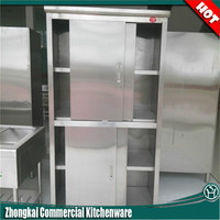metal doors kitchen cabinets used for storage
